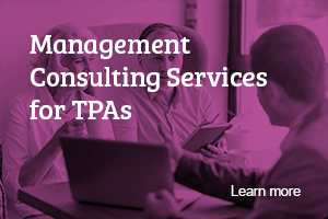 Management Consulting Services for TPAs